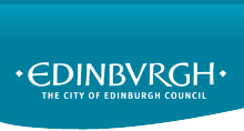 City of Edinburgh link and logo