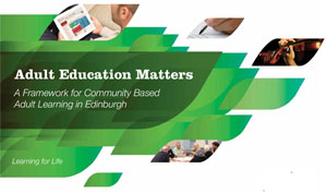Adult Education Matters cover